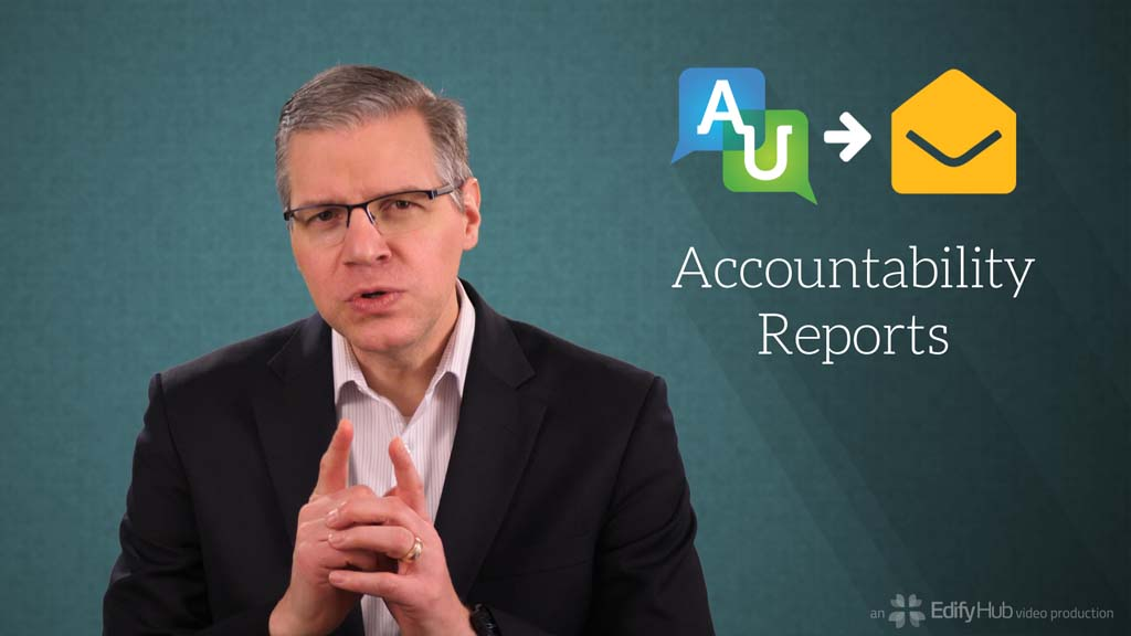 Understand Accountability Reports from Accountable2You Software