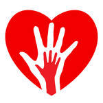 two-hands-and-heart-illustration-on-white-background-for-design_138160601